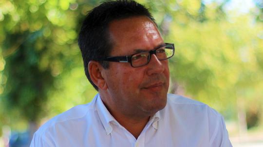Δρ. Δημήτριος Πασχαλούδης, Πρόεδρος Τ.Ε.Ι Κεντρικής Μακεδονίας